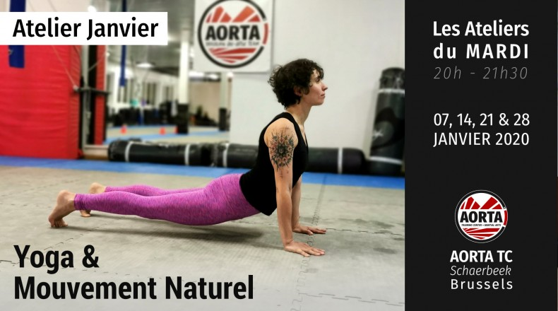 Yoga and Natural Movement for Better Mobility