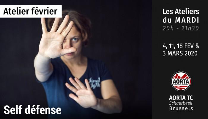 Self-Defense Workshop - février 2020
